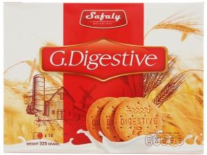 Bánh quy Grona G-Digestive hộp 325g