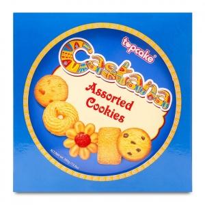 Bánh Castana Topcake hộp 395g