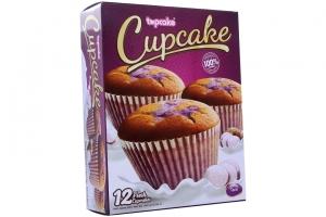 Bánh bông lan khoai môn Topcake 300g (12 cái)
