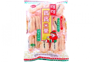 Bánh gạo Bin Bin vị mặn 75g