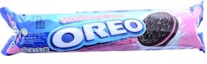 Bánh quy kem dâu Oreo 137g