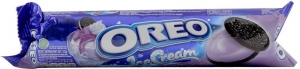 Bánh quy socola kem lạnh Oreo 137g