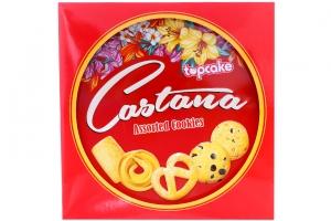 Bánh quy bơ Castana 445g
