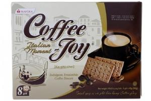 Bánh quy cà phê Coffee Joy 360g (8 gói)