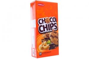 Bánh quy hạt socola hạt điều Choco Chips 144g