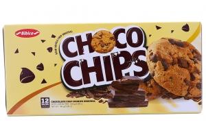 Bánh quy hạt socola Choco Chips 144g (12 gói)