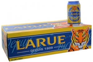 Bia Larue xanh dương lon 330ml (thùng 24 lon)