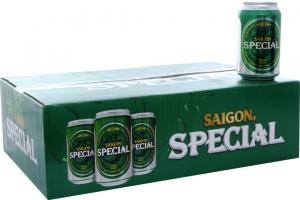Bia Sài Gòn Special 330ml (thùng 24 lon)