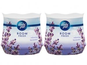 Bộ 2 hộp sáp thơm Ambi Pur hương lavender 180g