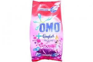 Bột giặt Omo Comfort Tinh dầu thơm diệu kỳ 720g