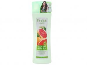 Dầu gội Fresh tinh dầu bưởi giảm rụng tóc 320g