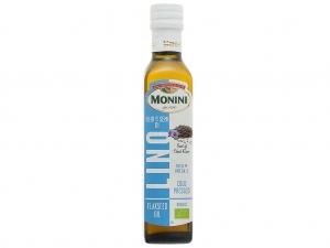 Dầu hạt lanh Monini chai 250ml