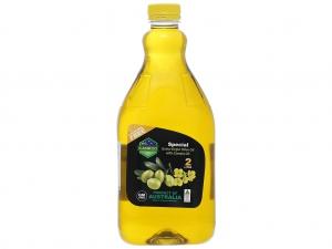 Dầu olive hạt cải Kankoo chai 2 lít