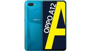Điện thoại OPPO A12 3GB/32GB Xanh