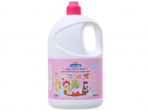 Nước giặt xả cho bé Kodomo Sweetie Care chai 2 lít