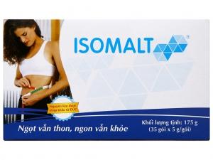 Đường ăn kiêng Isomalt Vikybomi hộp 175g