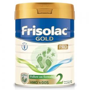 Sữa Frisolac Gold Pro số 2, 800g (6-12 tháng)