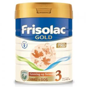 Sữa Frisolac Gold Pro số 3, 800g (1-3 tuổi)