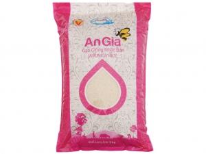 Gạo giống Nhật Bản An Gia túi 5kg