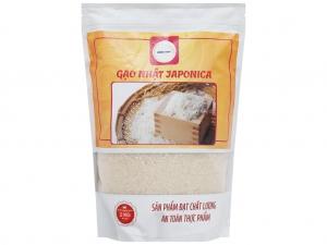 Gạo Nhật Japonica Home Rice túi 2kg