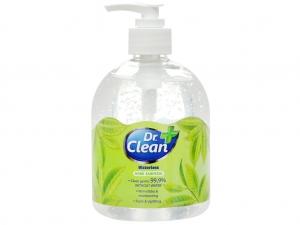 Gel rửa tay khô Dr. Clean hương trà xanh chai 500ml