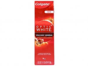 Kem đánh răng Colgate Optic White Volcanic Mineral 100g