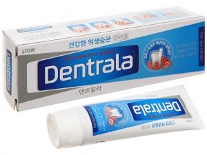Kem đánh răng Dentrala bạc hà kháng khuẩn 120g