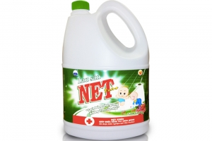 Nước lau sàn NET Extra can 4kg
