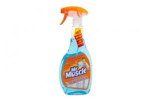 Nước lau kính Mr Muscle hương tươi mát chai 500ml