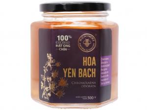 Mật ong chín hoa yên bạch Honimore hũ 500g