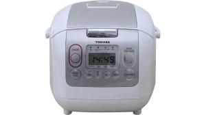 Nồi cơm điện Toshiba 1 lít RC-10NMFVN(WT)