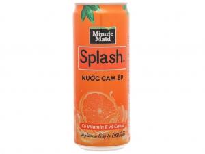Nước cam ép Minute Maid Splash 320ml