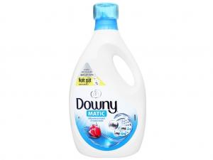 Nước giặt Downy Matic biển xanh tươi mát chai 2.3 lít