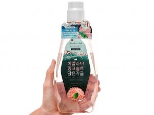 Nước súc miệng Bamboo Salt Bamboo Himalaya pink salt ice calming mint 760ml