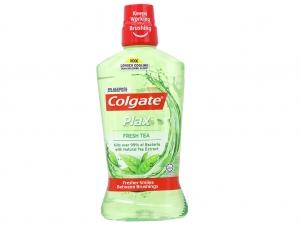 Nước súc miệng Colgate Plax Fresh Tea 750ml