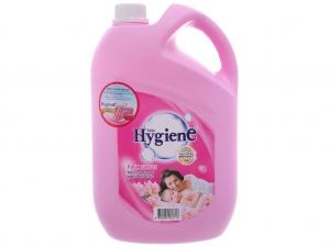 Nước xả cho bé Hygiene Pink Sweet hương hoa can 3.5 lít