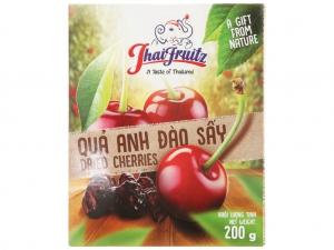 Quả anh đào sấy Thaifruitz hộp 200g