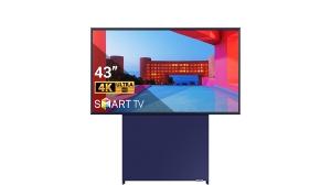 Smart Tivi Màn Hình Xoay The Sero QLED Samsung 4K 43 inch QA43LS05TAKXXV