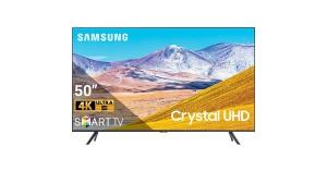 Smart Tivi Samsung Crystal UHD 4K 50 inch UA50TU8100KXXV