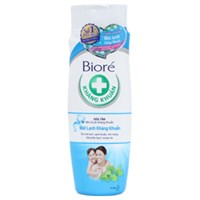 Sữa tắm Biore kháng khuẩn Bạc Hà 220g