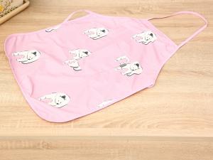 Tạp dề tráng nhựa Vina Towel TD01 50 x 65cm (giao màu ngẫu nhiên)