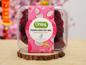 Thanh long sấy dẻo Ohla hộp 200g