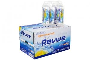 Nước ngọt Revive chai nhựa 500ml ( Thùng 24 chai )