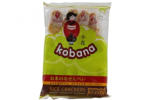 Bánh gạo Kobana vị Barbecue gói 150g