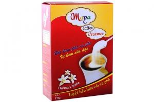 Bột kem pha cà phê Maya hương Vanilla hộp 170g