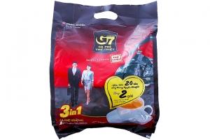 Cà phê sữa G7 3 trong 1 gói 16g (bịch 50 gói)
