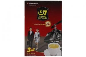 Cà phê sữa G7 3 trong 1 gói 16g (hộp 18 gói)