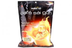 Cà phê Wake Up Sài Gòn gói 19g ( bịch 24 gói)