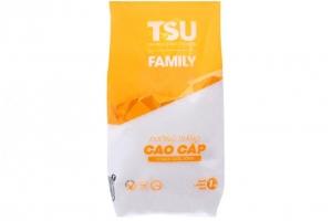 Đường cát trắng cao cấp TSU gói 1kg