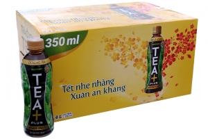 Trà Ô Long Tea+ chai 350ml (thùng 24 chai)